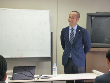 アイスバックス アンバサダー 瀬高哲雄氏