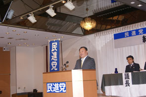 加藤正一副幹事長(県議会議員)