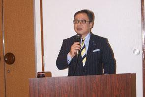 斉藤孝明幹事長代理(県議会議員)
