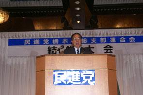 佐藤栄副代表(県議会議員)