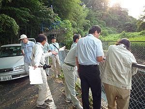農業農村整備事業に係る現地視察研修3