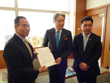 被災県における災害廃棄物処理に関する緊急要望